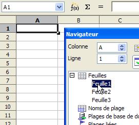 Open office calc cr er un mini sommaire netzone83 - Faire un sommaire open office ...