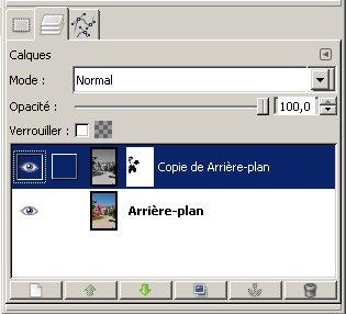 Gimp faire ressortir un l ment d une photo netzone83 - Arriere plan open office writer ...