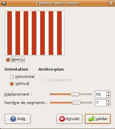 Fenetre store1 netzone83 for Fenetre word 2013