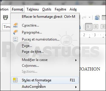 how to delete page in libre office writer